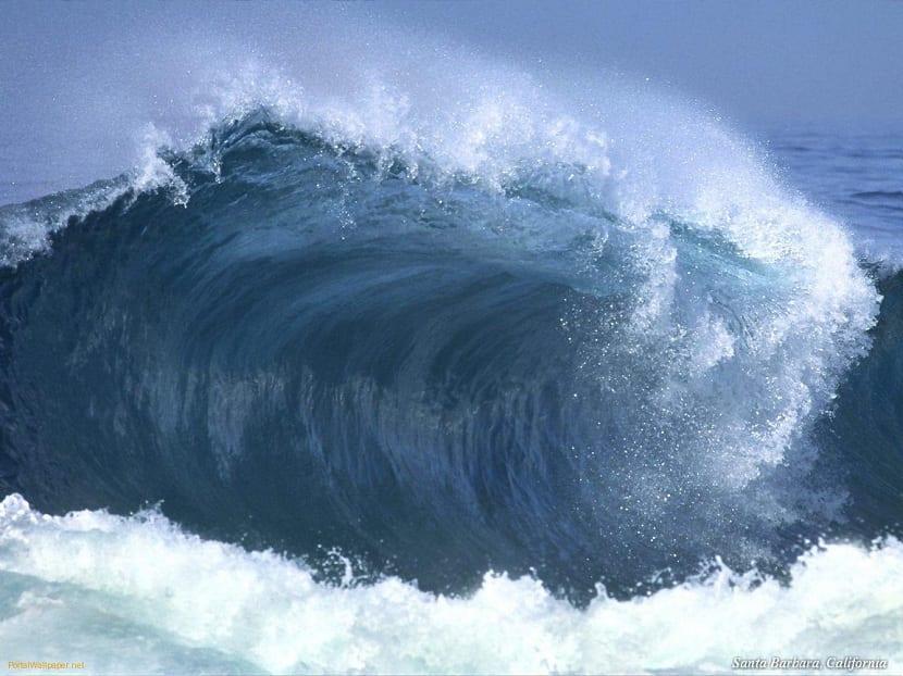 olas forzadas
