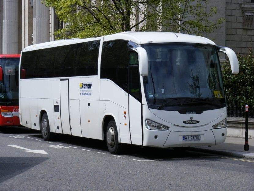 Utilizar el transporte público ayuda a cuidar de la Tierra
