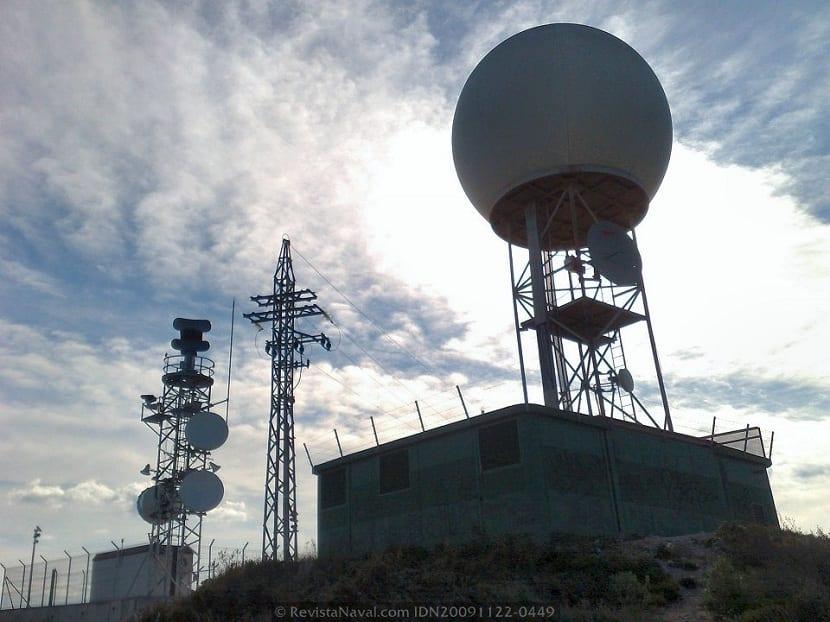 radar de la AEMET