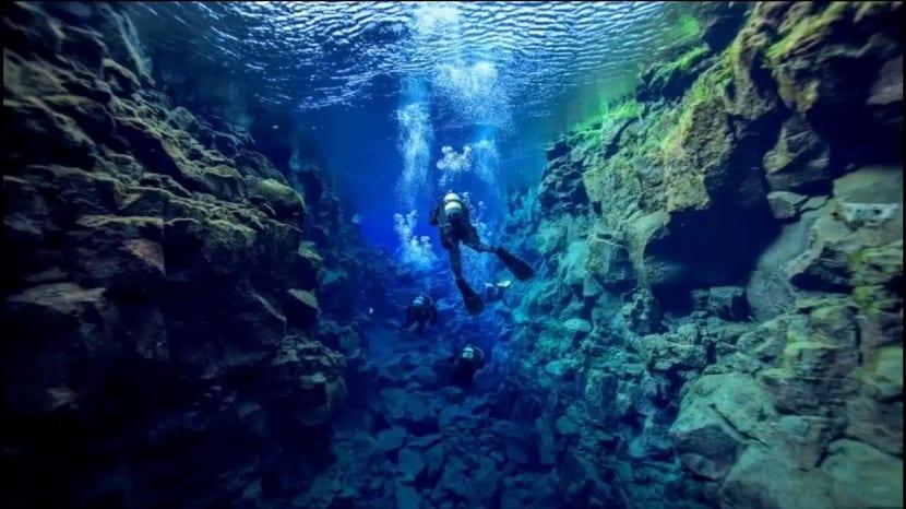 Cordilleras submarinas