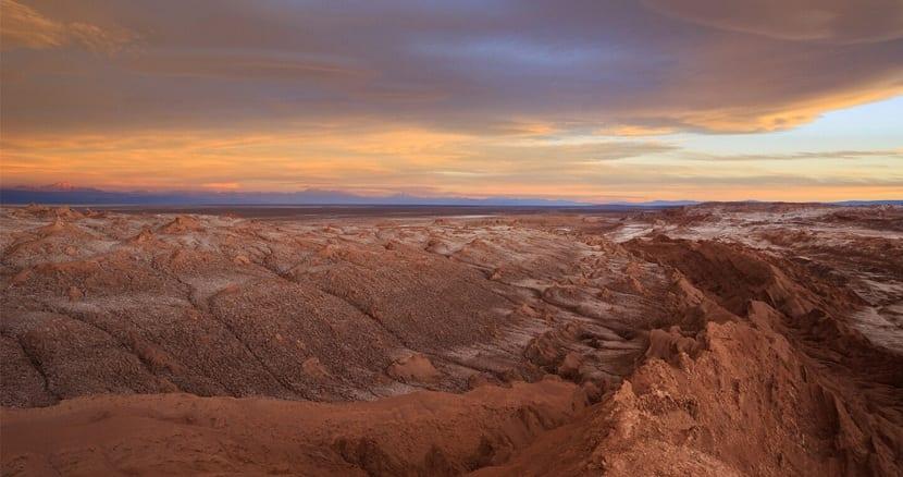 Desierto de Atacama, un lugar sin vida