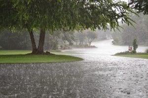 alarmas de lluvia