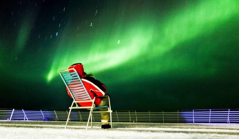 cuándo ver la aurora boreal