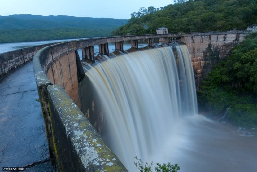 Los diques sirven para evitar inundaciones
