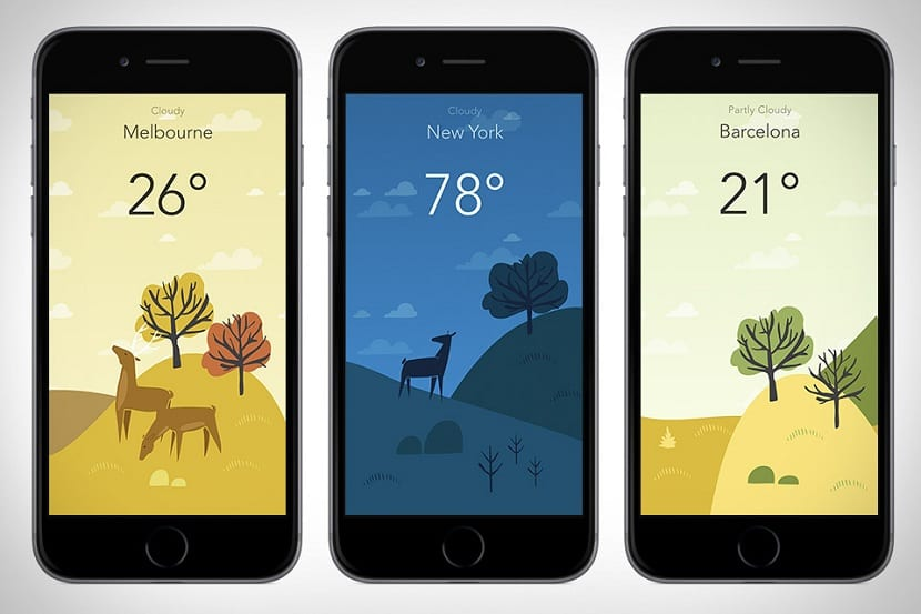 wild weather app