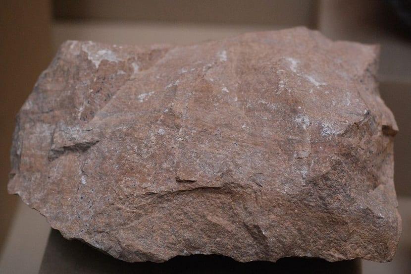 Dolomía roca sedimentaria no detrítica