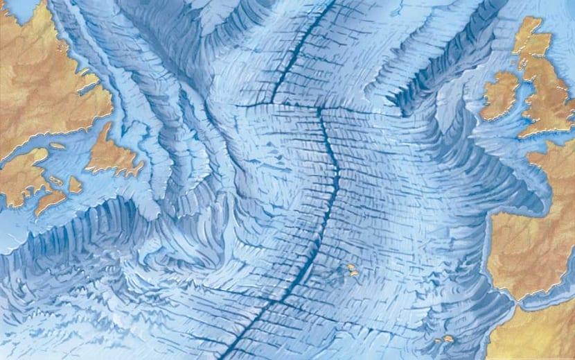 Falla trasnformante oceánica