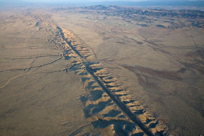 Fallas transformantes continentales