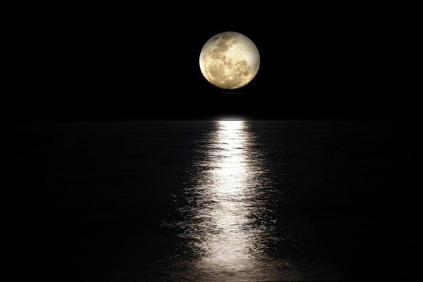 Luna en julio