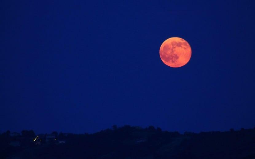 Luna en noviembre