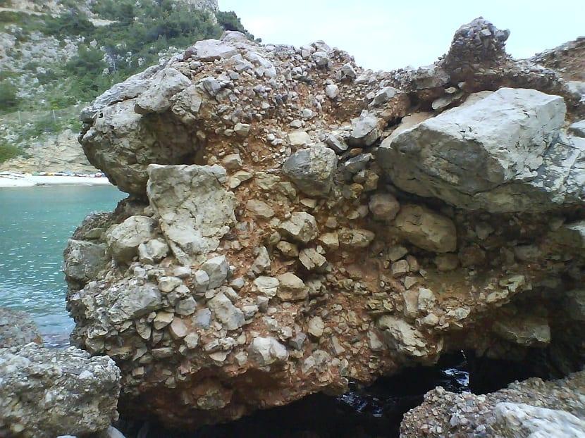 Rocas sedimentarias y su formación