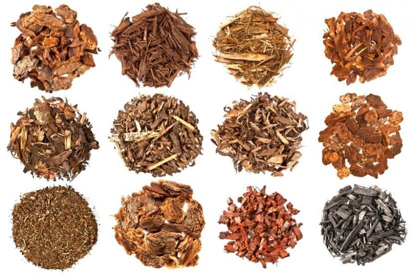 Biomasa clasificada por tipos