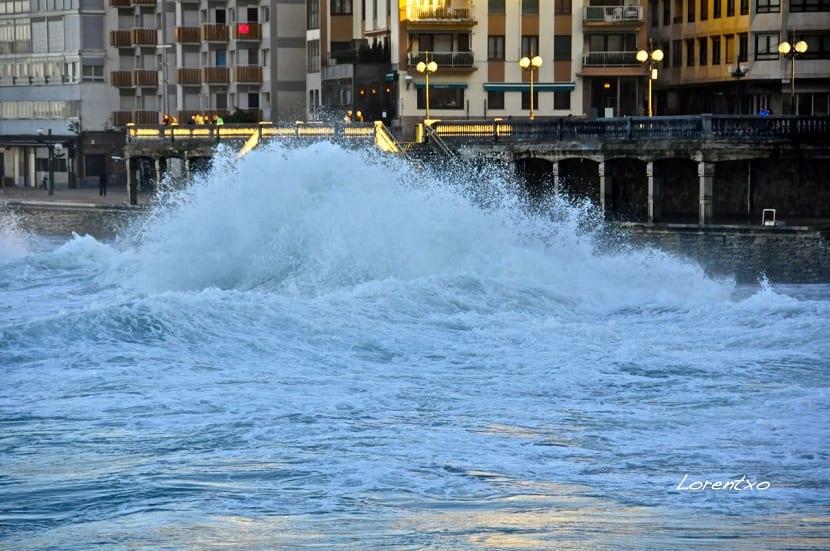 Formación de mareas vivas