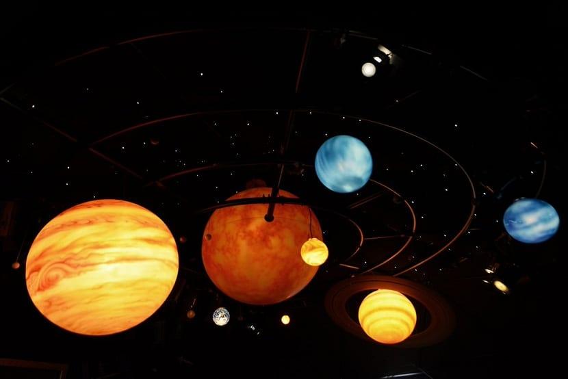 Funcionamiento del Universo