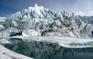 Glaciación y edad de hielo