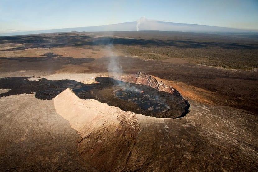 Kilauea sin erupción