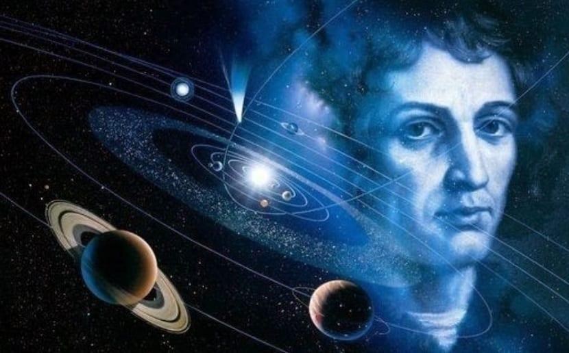 Nicolás Copérnico y su teoría heliocéntrica