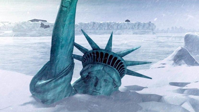 Nueva glaciación futura