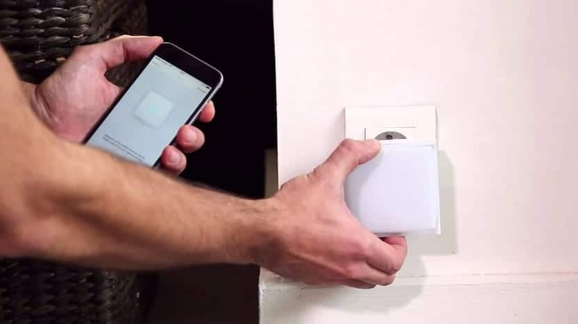Ajustar un termostato WIFI