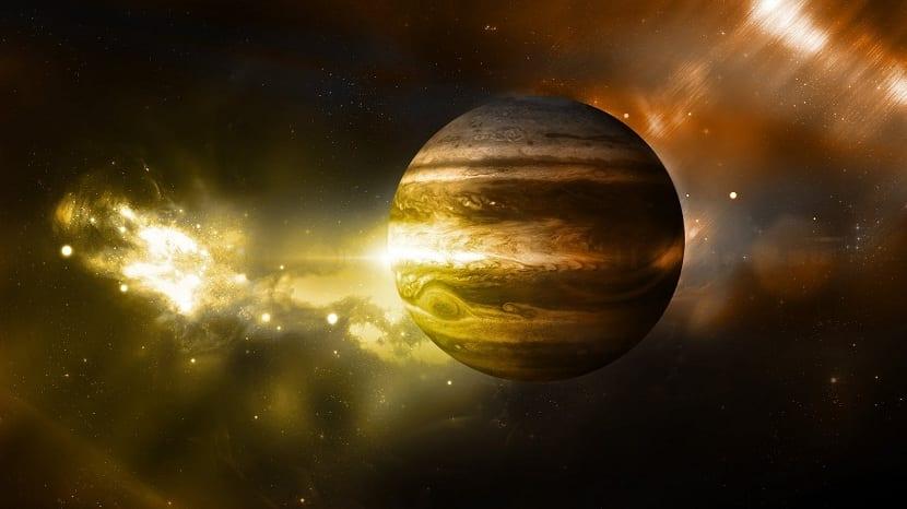 Atmósfera de Júpiter
