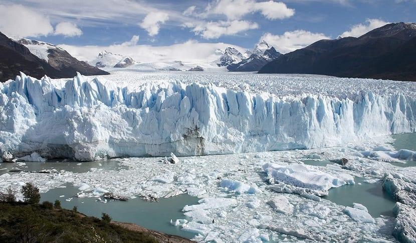 Glaciares e importancia de la nieve