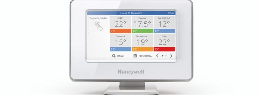 Programación del termostato inteligente