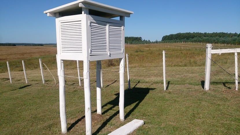 Abrigo meteorológico