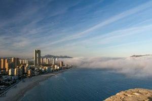 Niebla de advección