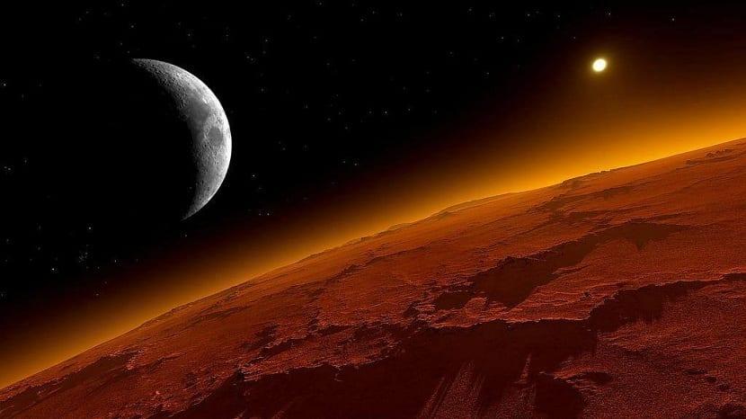 """Resultado de imagen de El PLaneta Marte"""""""