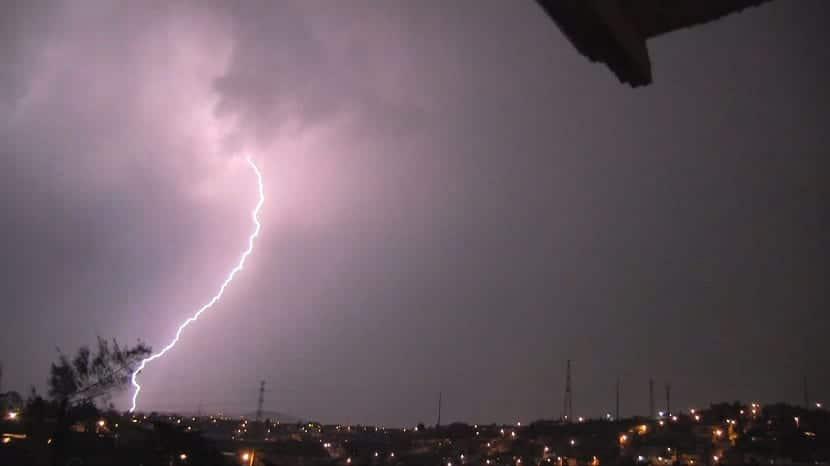 Generalidades de las tormentas electricas