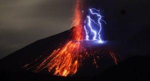 Peligrosidad de un volcán