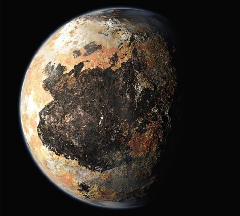 planetoide Pluton