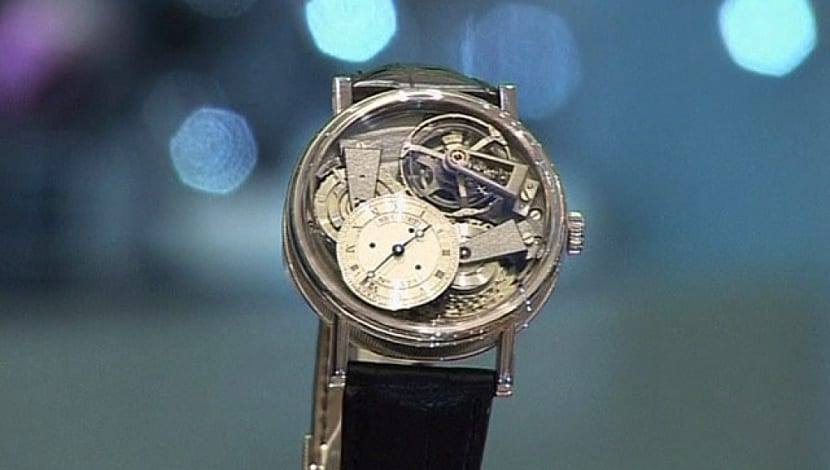 reloj atomico de pulsera