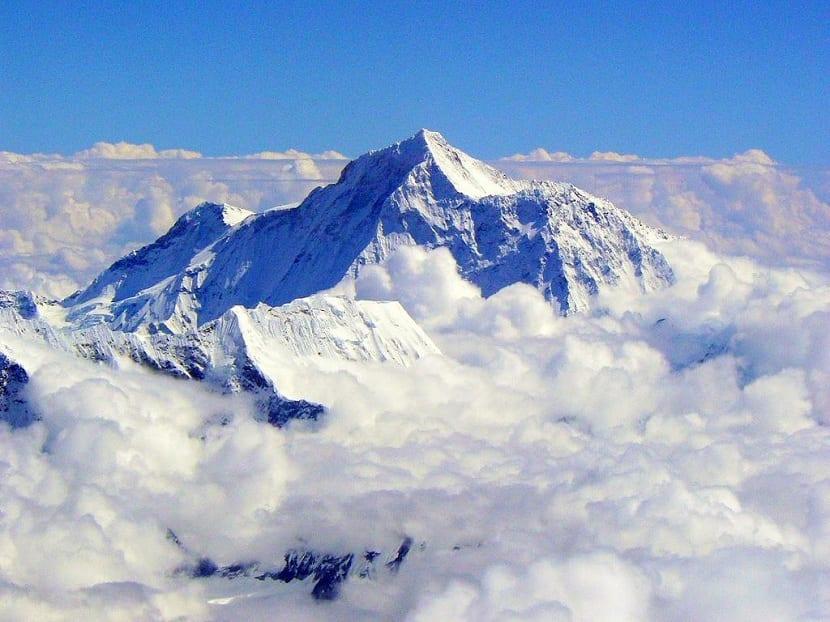 pico del Himalaya