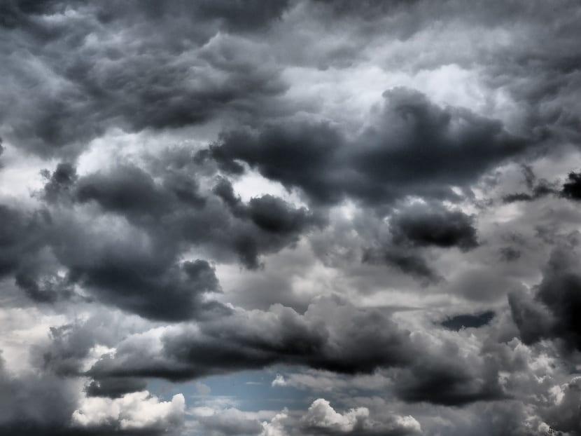 nubosidad ambiental
