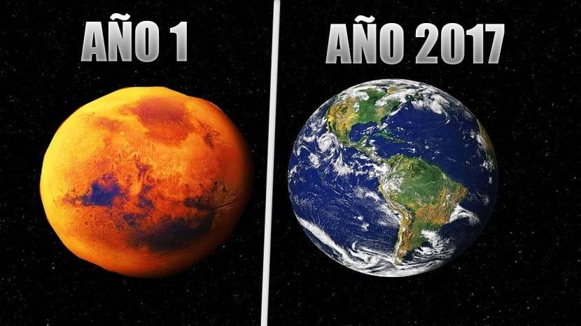 cómo se creó la Tierra