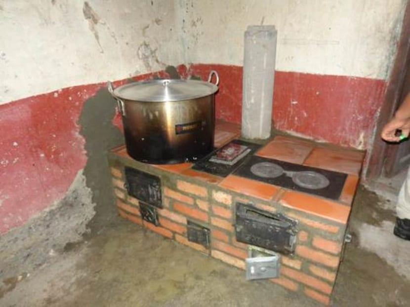 estufas de leña en zonas rurales