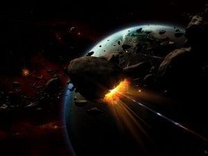 formación de la Tierra