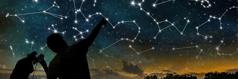 formacion de constelaciones