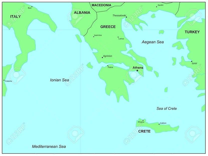 mar Egeo