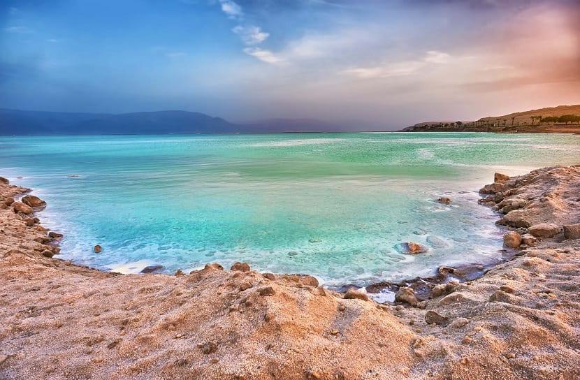 playas del mar rojo
