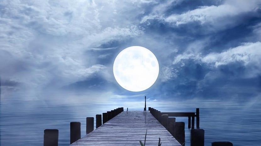 cada cuanto hay luna azul