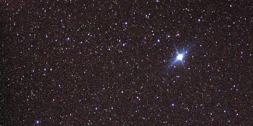 identificar la estrella polar