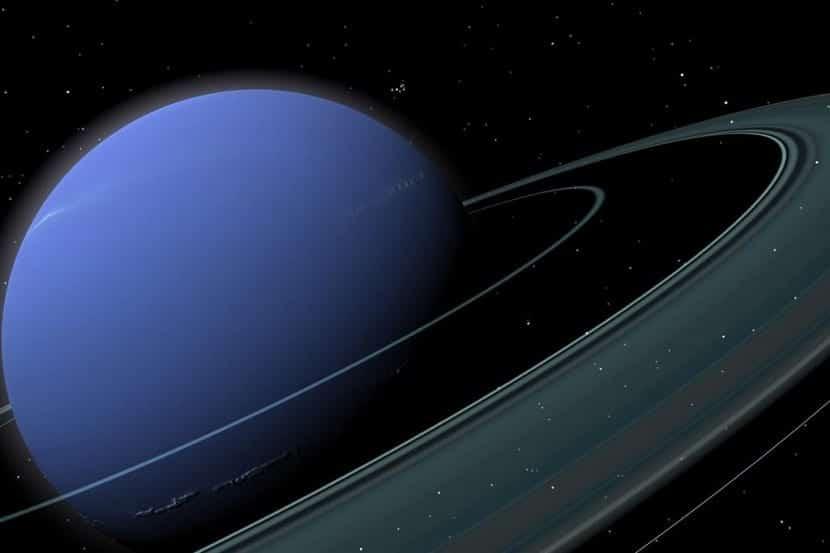 Anillos de Neptuno