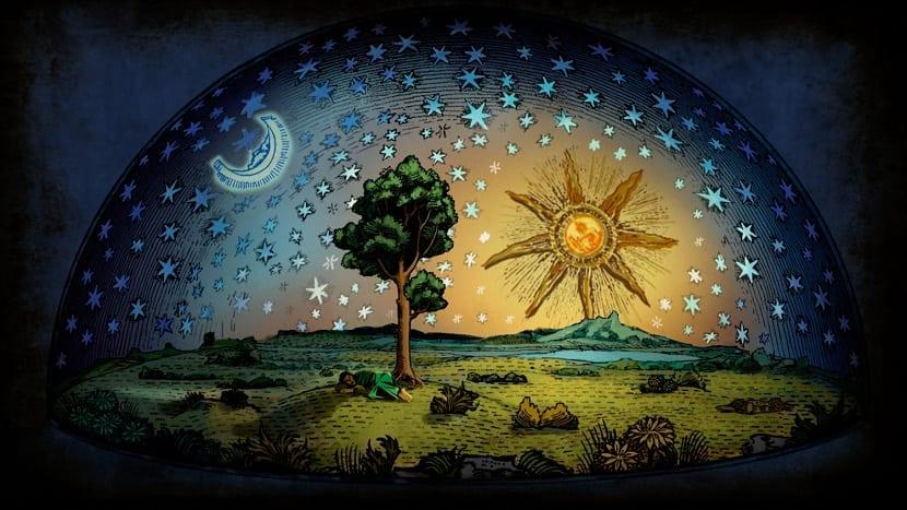 Teoría de que la Tierra no es el centro del Universo