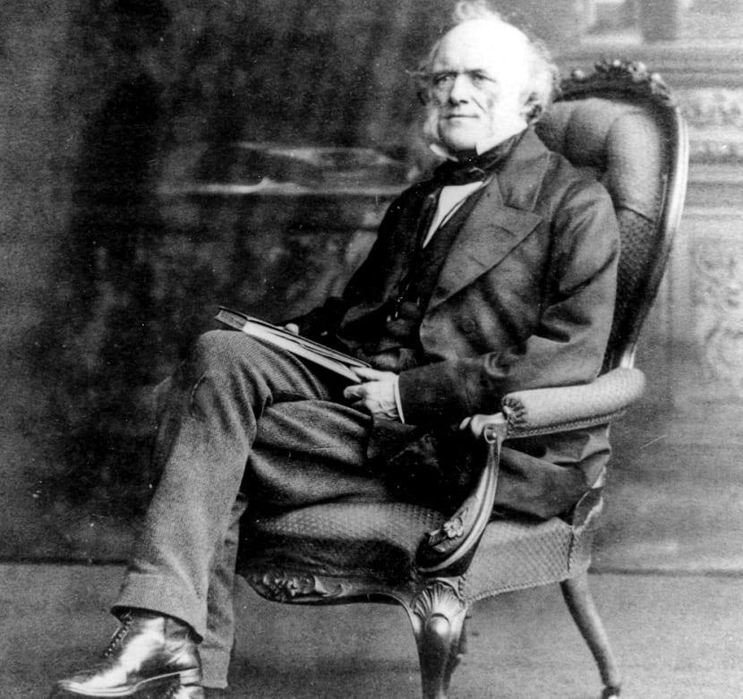 Científico Charles Lyell