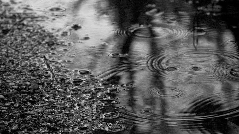 El olor de la lluvia