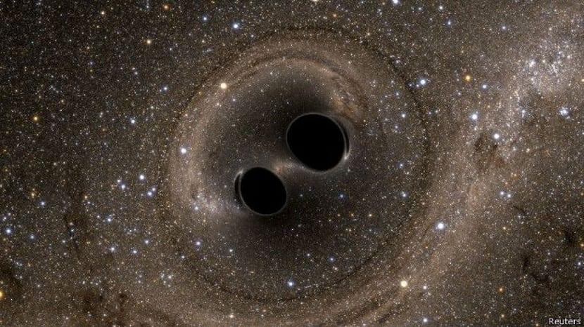 Como ver un agujero negro
