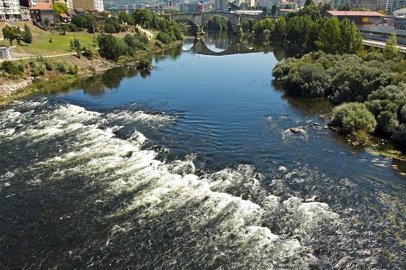 Depresión de Ourense-nacimiento del río Miño