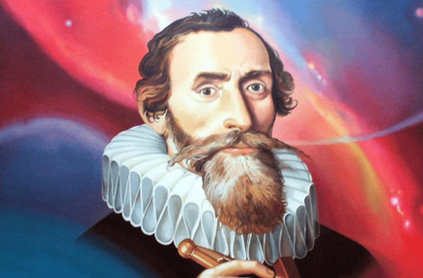 Estudios de astronomia de Kepler